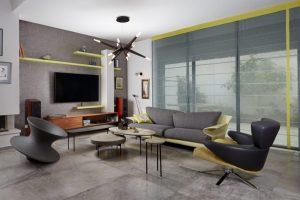 אדריכלות מודרנית בתים פרטיים