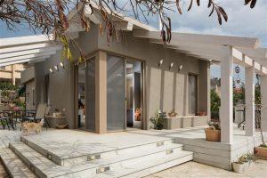 אדריכלות ועיצוב פנים בתים פרטיים