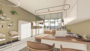 אדריכלות ועיצוב פנים למשרדים