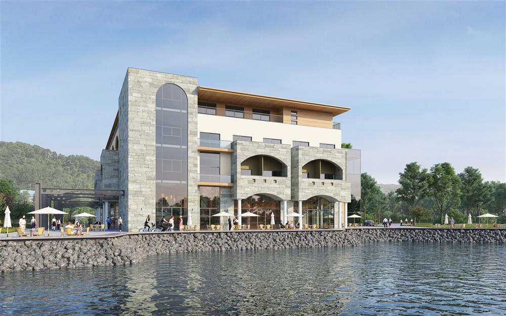 תכנון ועיצוב מלון במרכז